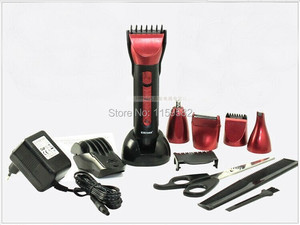 5 in 1 Electric Shaver Hair Clipper Professional Nose Hair Trimmer Children Cutting Machine Tool shaving Shaver For Men
