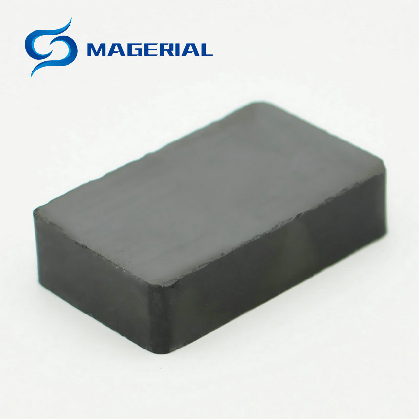 6-32pcs Ceramic Magnet Block 40x25x10 mm Bar Grade C8 Permanent Magnets Ferrite Magnets for Advertising Board Home use 80 meter plastic soft magnet for advertising teaching frige magnet width 15xthickness 6 mm for notice board toy magnet
