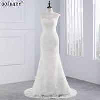 Bohemian Wedding Dress 2016 Detachable Train A Line Wedding Dresses Beaded Lace Spaghetti Straps Bridal Gown