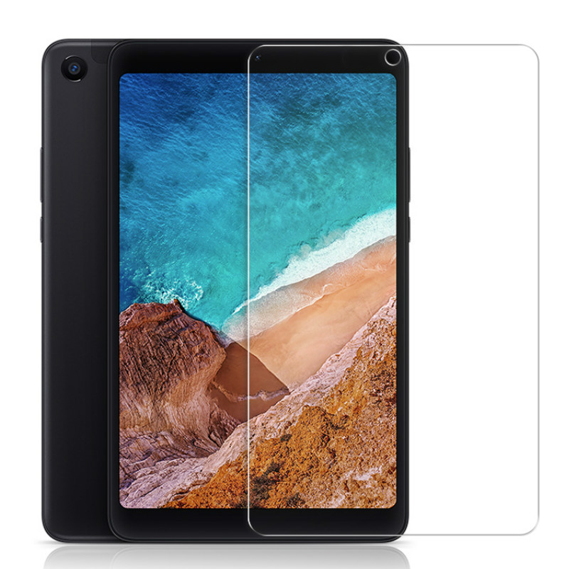 For Xiaomi Mi Pad 4 Screen Protector Glass 9H Tempered Glass For Xiaomi MiPad 4 Tablet 8 Protective Film Mi PAD2 PAD1 Glass защитная пленка explay для alcatel one touch idol 2 глянцевая