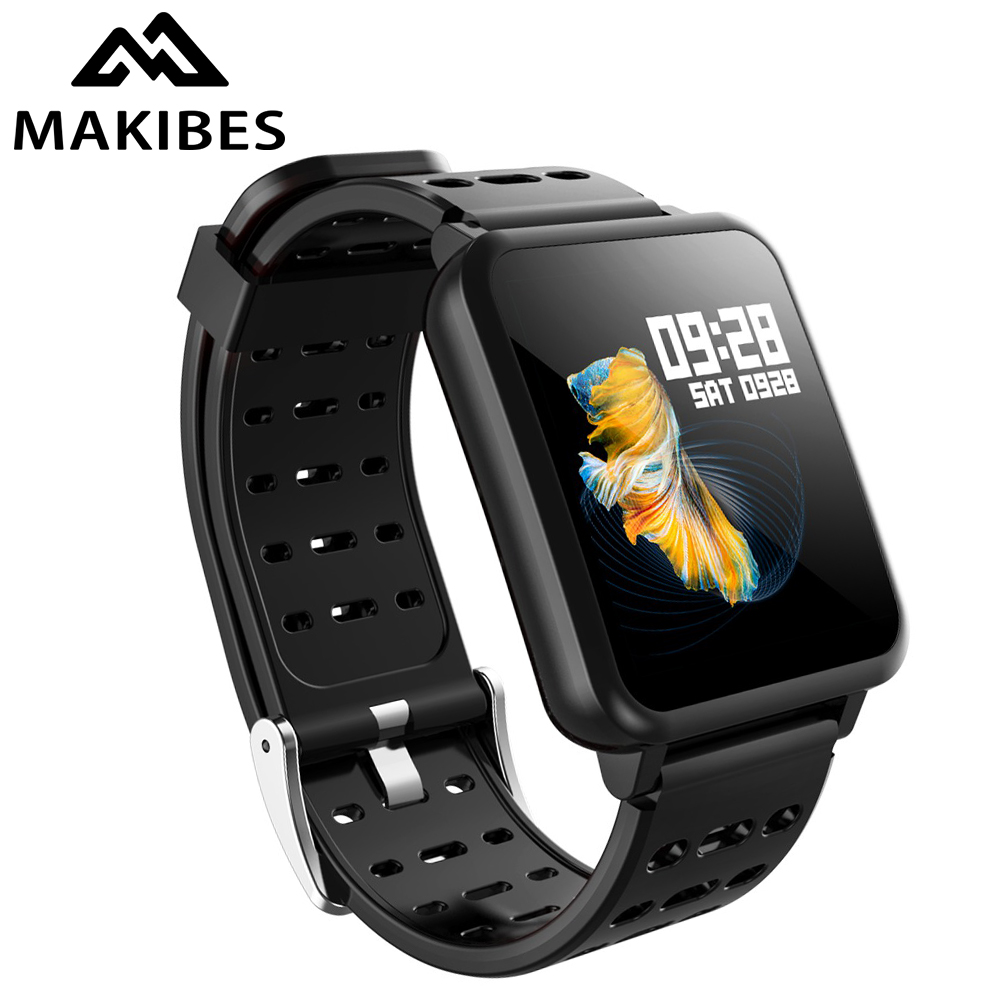 Makibes T2 Smart Watch Pedometer Weather Smart band Heart Rate Blood Pressure Monitor waterproof Bracelet For Xiaomi huaweiMakibes T2 Smart Watch Pedometer Weather Smart band Heart Rate Blood Pressure Monitor waterproof Bracelet For Xiaomi huawei