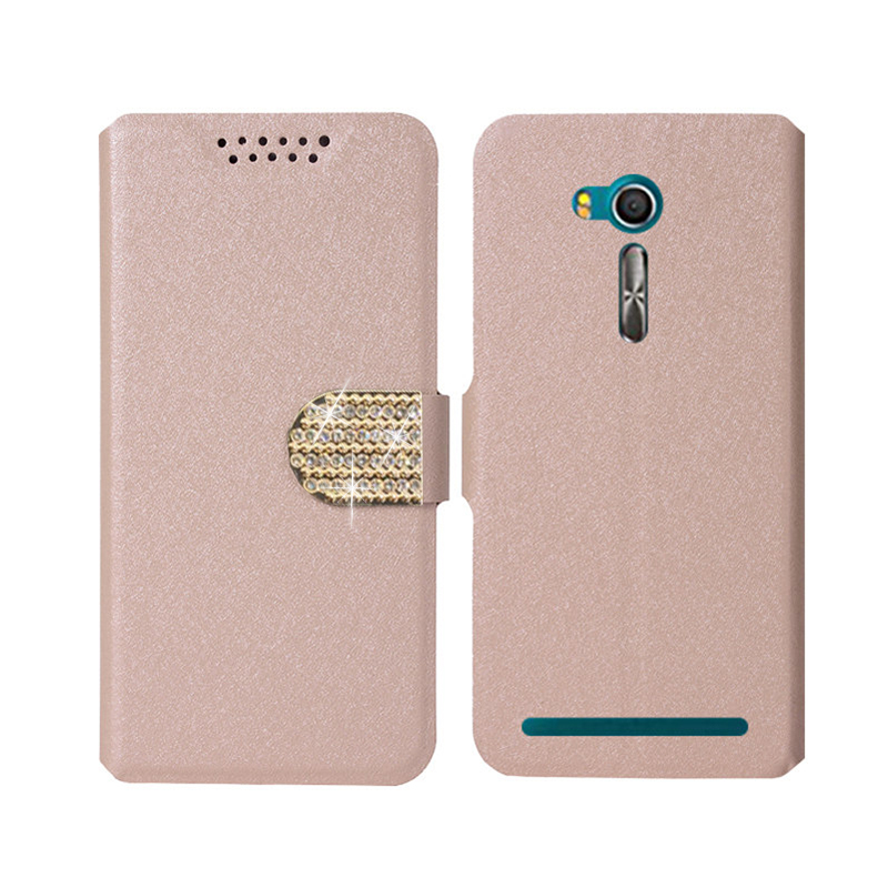 Soft Silicone Wallet for Asus Zenfone Go TV ZB551KL case Flip leather case for Asus ZB551KL cover stand Fundas Capa Coque