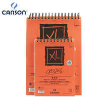 16k Canson Croquis Painting Paper For watercolor pencil pastel sketching drawing layout and mixed techniques 90 g 60 Sheets