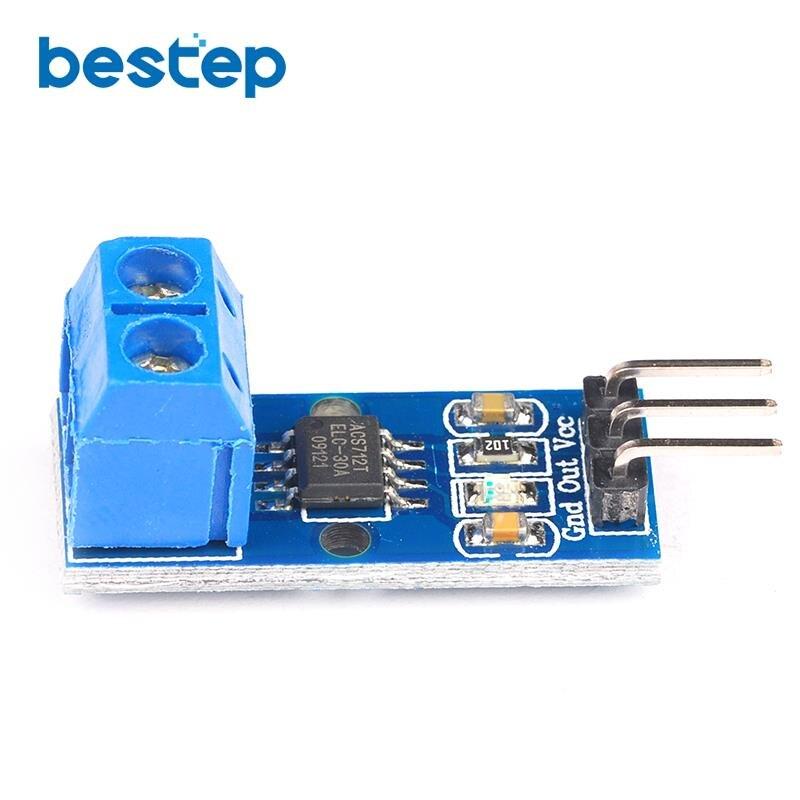 1PCS 30A ACS712 Range Current Sensor Module