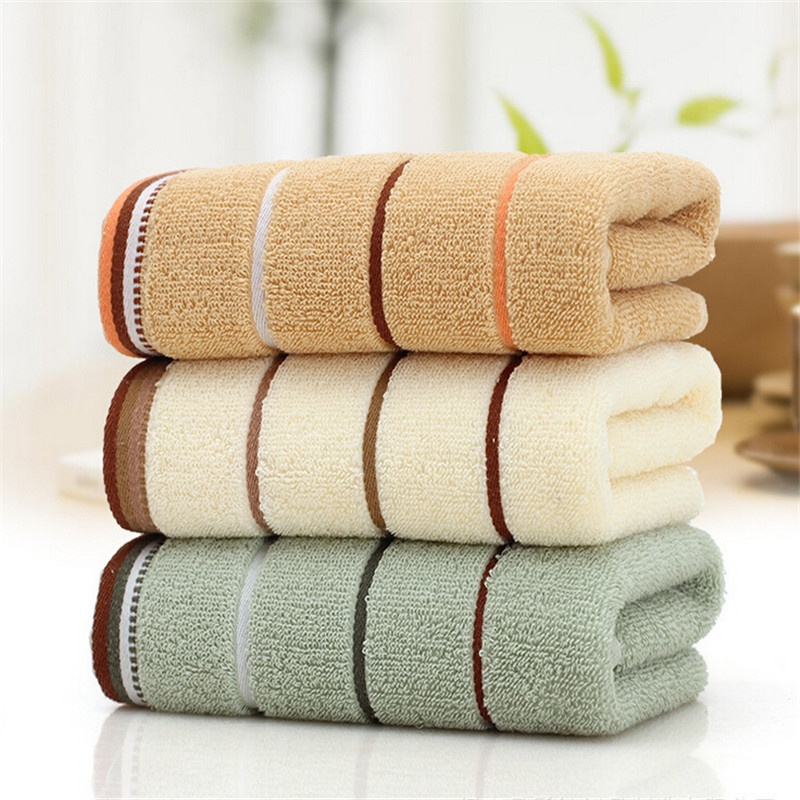 1 pcs 3272cm soft elegant cotton terry hand towels for adultsdecorative face bathroom hand towels - Decorative Hand Towels