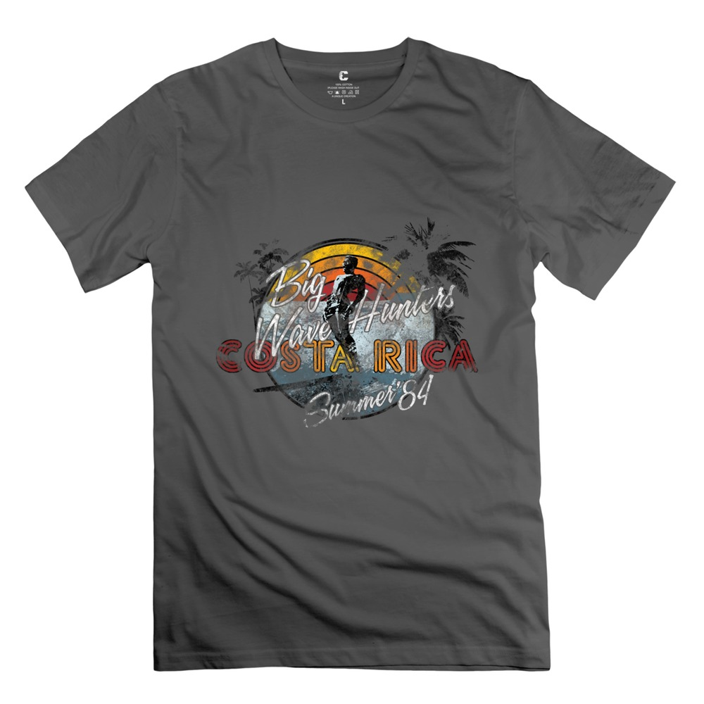 Shirt design unique - Short Sleeve Big Waves Costa Rica Men S T Shirt Design Unique Men S T Shirts