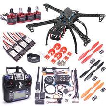 X500 500 мм комплект рамы квадрокоптера Pixhawk 2.4.8 32 бит Контроллер полета M8N gps 433 Телеметрия 2212 920кв мотор/Flysky I6 FS-I6