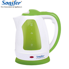 2L Colorful Kettle 1500W Household Quick Heating Electric Boiling Pot Sonifer