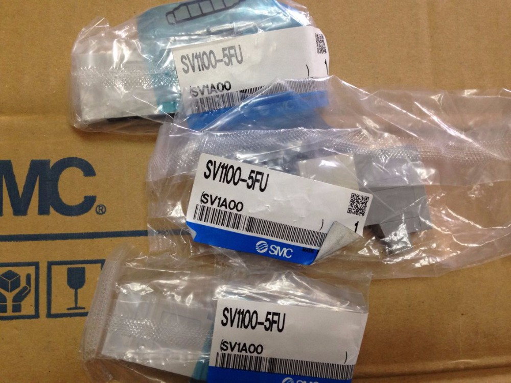 BRAND NEW JAPAN SMC GENUINE VALVE SV1100-5FU brand new japan smc genuine valve syj5120 5mzd c6