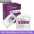 Neutriherbs Effective Eye Gel Cream for Dark Circles Puffiness Wrinkles Bags Under and Around Eyes. 1.7 fl.oz