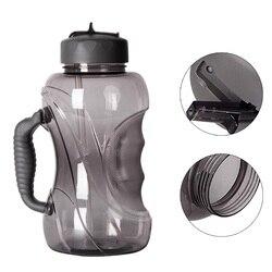 1.5L butelka na wodę o dużej pojemności szkolenia Camping sporty wodne butelki butelki w Butelki sportowe od Sport i rozrywka na