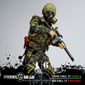 """1/6 Scale Action Figure KGB-HOBBY KGB 005 Russian Interior Troops OSN- """"VITYAZ"""" Suitable for 12'' Model Toy"""