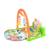 Brinquedo Esteira do Jogo do bebê Ginásio Atividade de Torção e Dobra Jogo ginásio Musical Gymini Playmat Macio Colorido com Muitos Brinquedos Playmats 53*43*9 cm