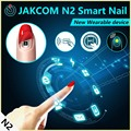 Jakcom N2 Smart Nail New Product Of Earphone Accessories As Headphone Holder Case Earbuds Headset Accessories