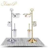 FOAP устанавливает оборудование для ванной держатель для туалетной щетки держатель ткани Аксессуары для ванной комнаты Комплект Ванная комн