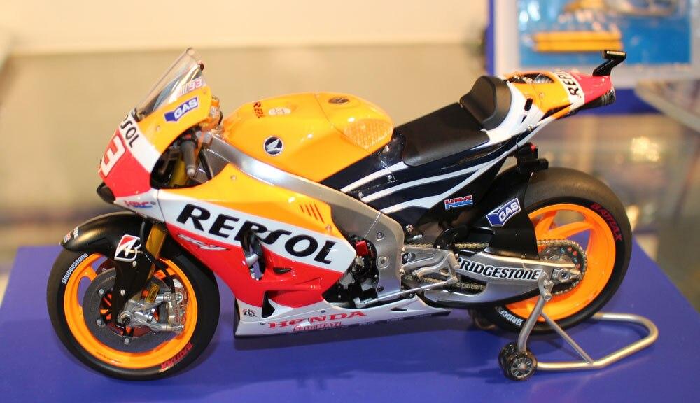 Tamiya JAPAN 14130 Repsol Honda RC213V/'14 1//12 Scale kit