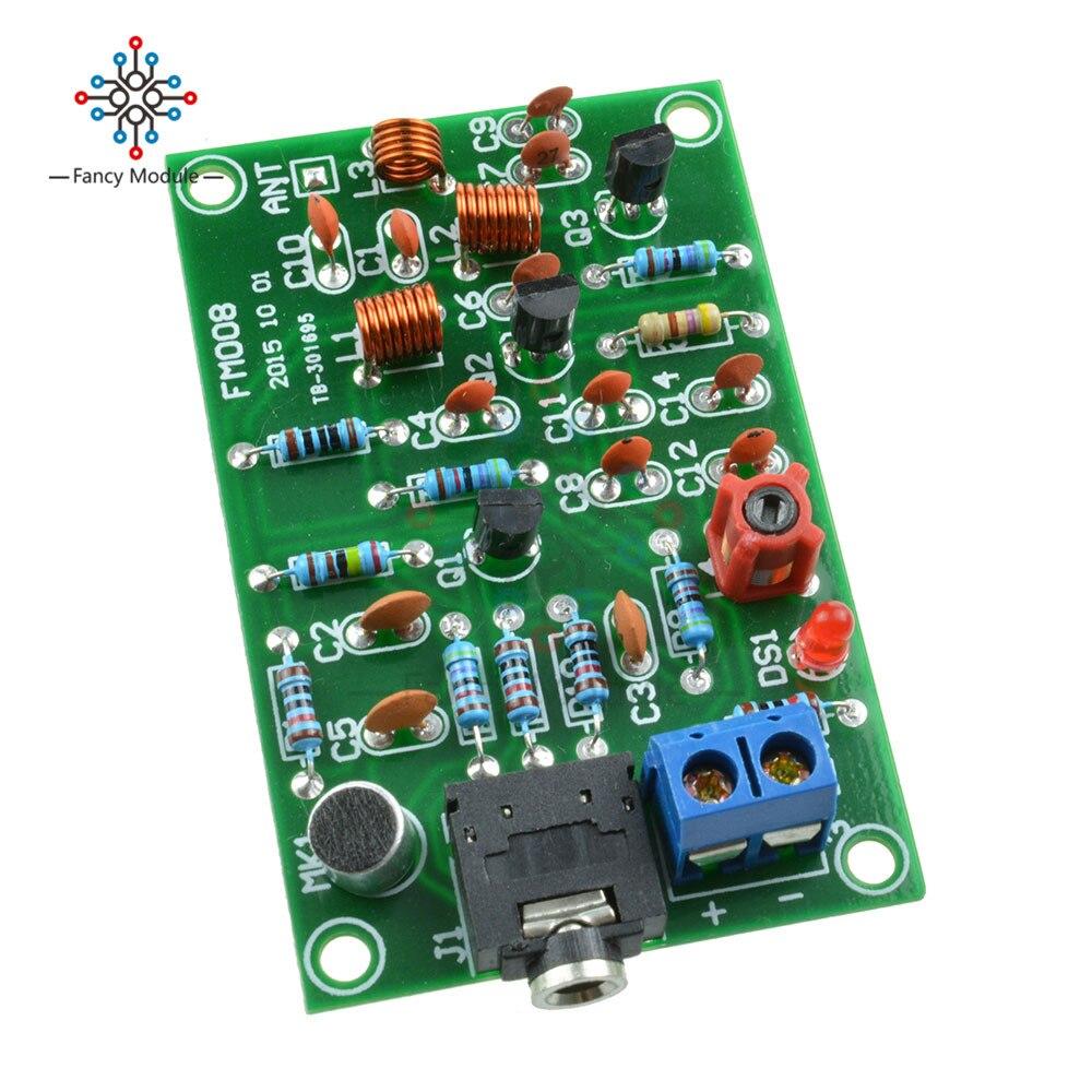 Free Shipping Ba1404 Type Fm Transmitter Board Stereo Bh1417f Modulator Circuit Schematic 76 110 Mhz Inalmbrico De Radio Mdulo Transmisor Repetidor Mp3 Audio