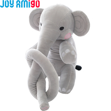 NEW Arrival Pino The Elephant Stuffed Animal Plush font b Toy b font With Extra Long