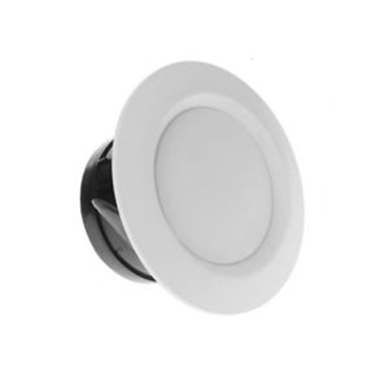 Air Vent Extract Valve Grille Ducted Ventilation Cover White&Black 75/100mm