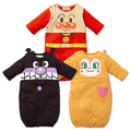 Fashion Baby Clothes Cartoon Baby Boy Girl Rompers Cotton Long-sleeve Infant Jumpsuits Also Be Used As Sleeping Bags For Newborn