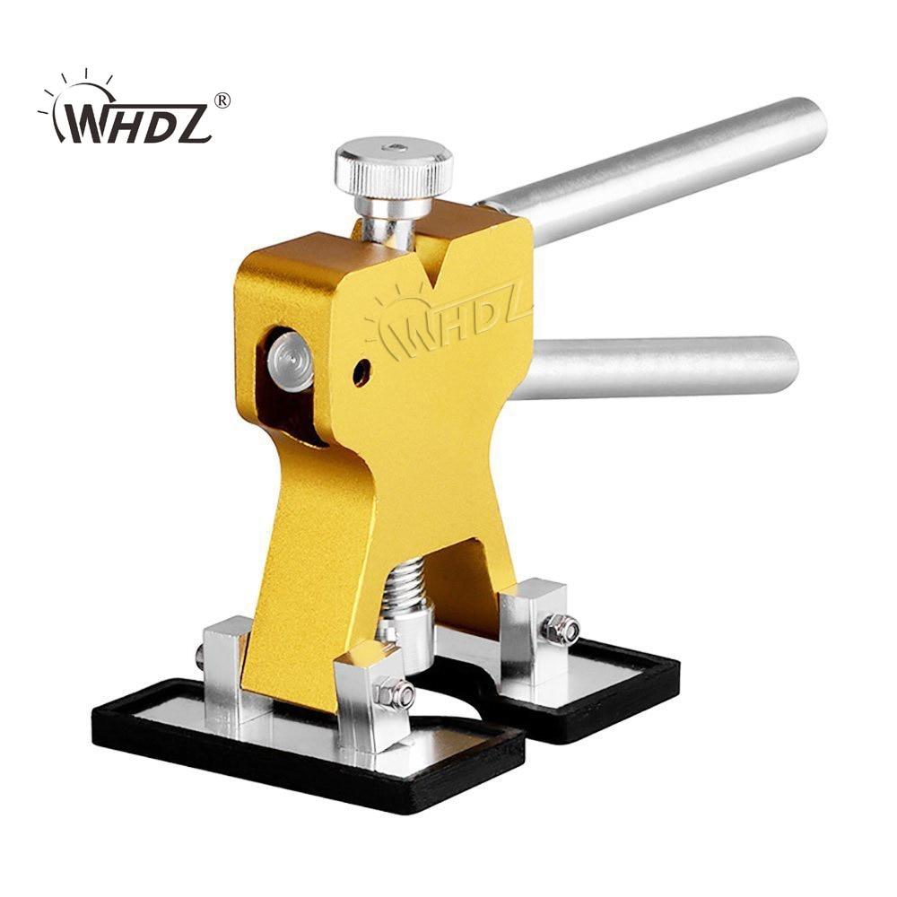 WHDZ Dropshipping Dent Lifter Repair Tool Kit Glue Puller Hand Lifter Paintless Dent Repair Remover Car Body Dent Hand Tools
