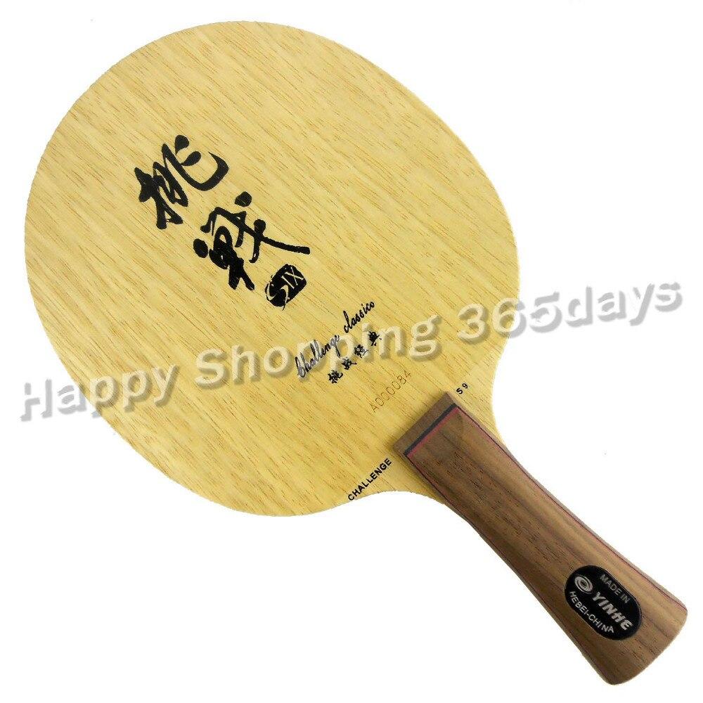 ФОТО Original Galaxy Yinhe Challenge Classic CS9 Table Tennis Blade
