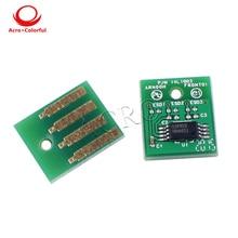 цена на 16.5K Toner chip for Lexmark C770 C772 C780 C782 X772 X782 InfoPrint Color 1654 1664 1754 laser printer toner cartridge refill