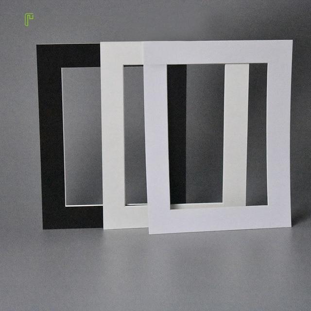 45 degree bevel cut acid free photo mats for 4x6 inch 5x7inch