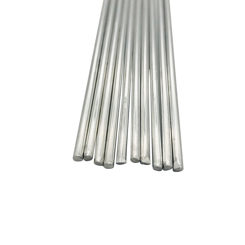 10pcs 1.4x500mm Low Temperature Aluminum Welding Wire Soldering Electrode Silver