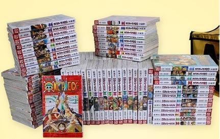 82 Books ONE PIECE Vol.1 - 82 Japan Graphic Novel Manga Comic 82 Books All Set China Chinese Edition New