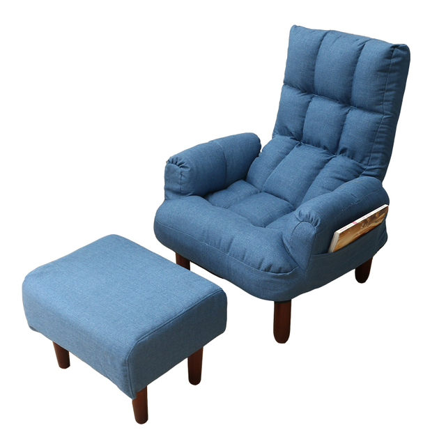 Fabric Soft Accent Armchair  1