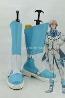 High Earth Defense Club Love Defense Club En Yufuin High Boots Shoes Anime Cosplay Custom Free