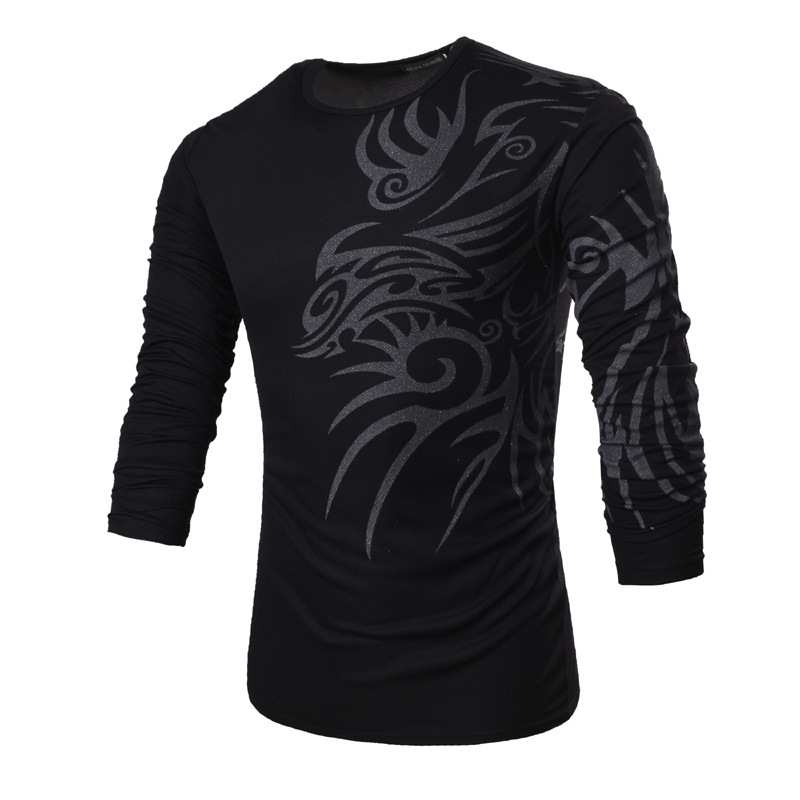 Dragon Style Summer Short Sleeve T Shirt Brand New Tribal Various Sizes Colours