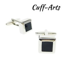 Cufflinks For Men Silver Jewelry Luxury Shirt Christmas Day Gift Pattern Fashion Attractive Vintage by Cuffarts C20113