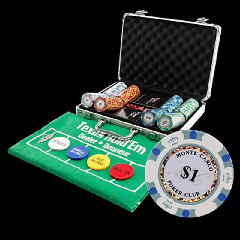 Texas hold'em poker set price