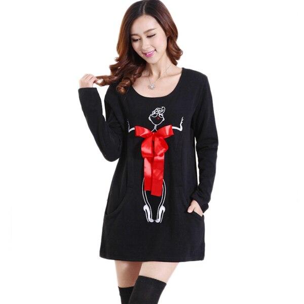 Осень зима тёплый одежда для беременных женщины для беременных блузка беременность рубашка T рубашка для беременных для беременных блузы рубашки