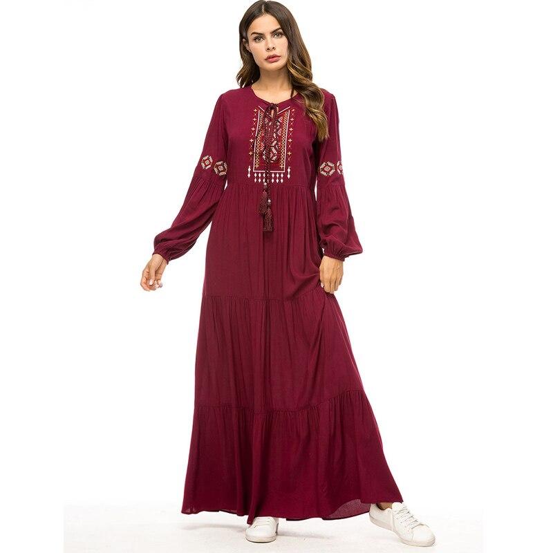 Abaya Turkish Dresses Islamic Malaysia Pleated Muslim Hijab Dress Abayas For Women Robe Musulmane Kaftan Dubai Islam Clothing
