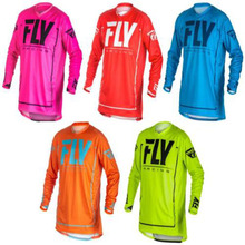 2018 FLY Jerseys Answer Rockstar Motocross Moto Mx Mtb Maillot Football Mountain Bike Dh Bicycle Cycling Bmx Riding Shirts  size