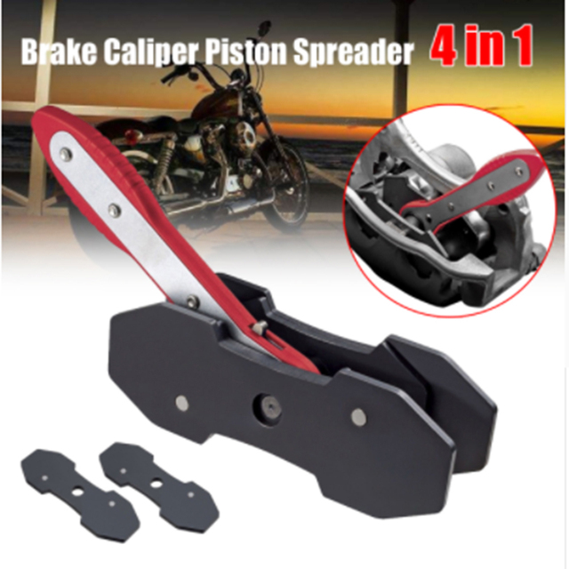 Ratcheting Brake Caliper Tool