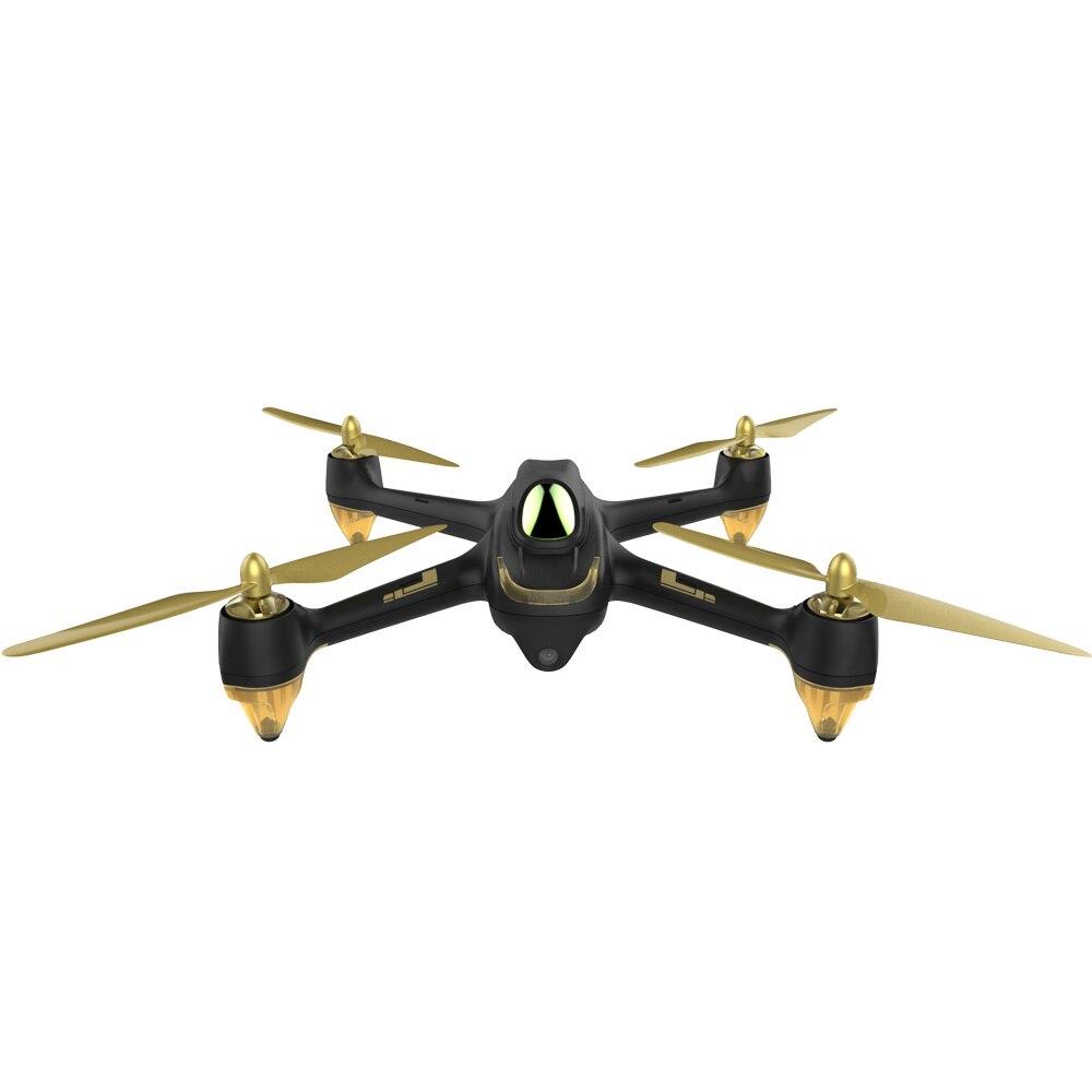 Hubsan X4 H501S X4 Brushless FPV RC Quadcopter Drone BNF Corps de L'avion avec 1080 p HD Caméra GPS sans Émetteur noir Blanc