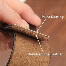 Men's Vintage Pin Buckle Leather Belt