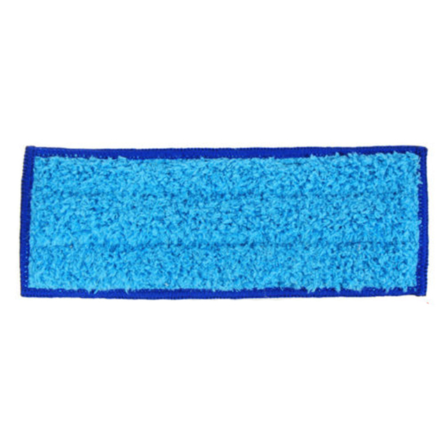 Sostituire Lavabile Wet Dry Umido Pulire Panno Pad Blu/Arancione/Bianco per iRob