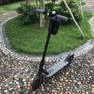 Image 5 - スケートスクーターバッグ xiaomi M365 ヘッドバッグフロントフレームハンドル収納袋ツールキャリア xiaomi スクーターアクセサリー