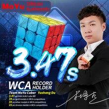 MoYu MeiLong 3 3x3x3 кубик руб MeiLong3 3×3 профессиональный Скорость руб головоломки антистресс Непоседа Образовательных игрушки для мальчиков