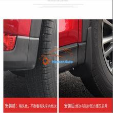 Car Accessories Car Styling for Mazda CX-5 CX5 CX 5 2015 Splash Guards Mud Guard Mud Flaps Fender splash guards 2017 2018 Black