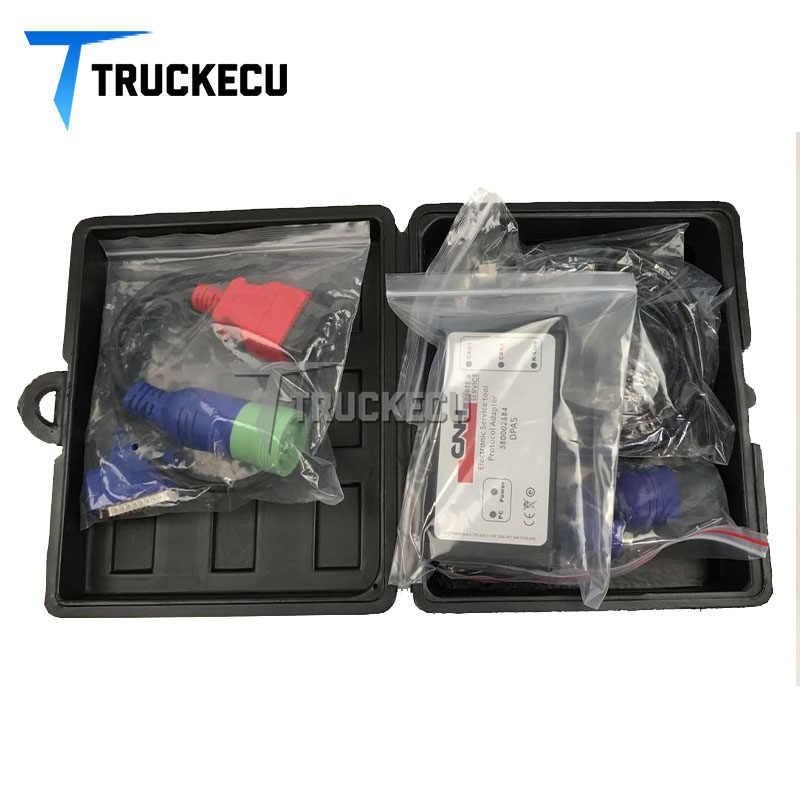 7950299b2282 For CNH Est Diagnostic Kit New Holland Electronic Service Tool 380002884  New Holland CASE STEYR Agriculture tractor diagnostic