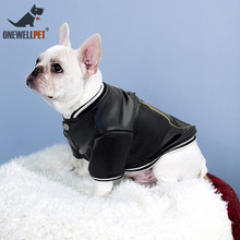 Купить с кэшбэком Reflective Pet Dog Clothes Fur Coats Overall Thickening Dog Puppy Jumpsuit Costume Warm Winter Clothing Dogs Ropa Para Perros