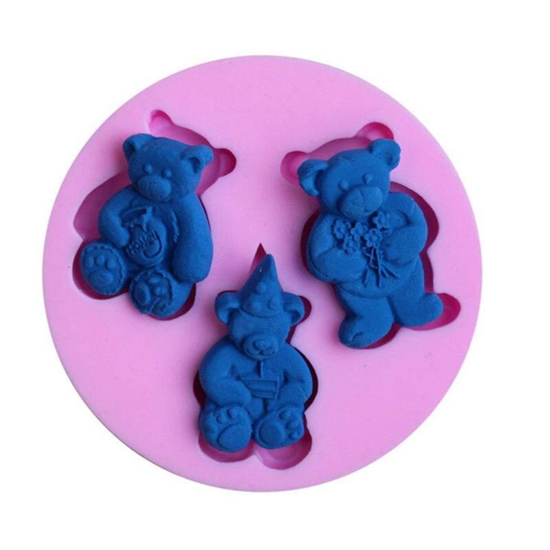 Three Bears Shape Hands Shape...