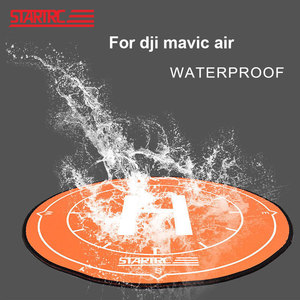 Image 1 - Парковочный фартук STARTRC DJI Mavic air, складная посадочная площадка 40 см, функция освещения, аксессуары для DJI Mavic Air, бесплатная доставка