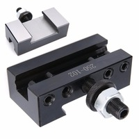 1pc 250 102 Turning Facing Holders Metal Quick Change Post Holder For Lathes Cutting Boring Tool